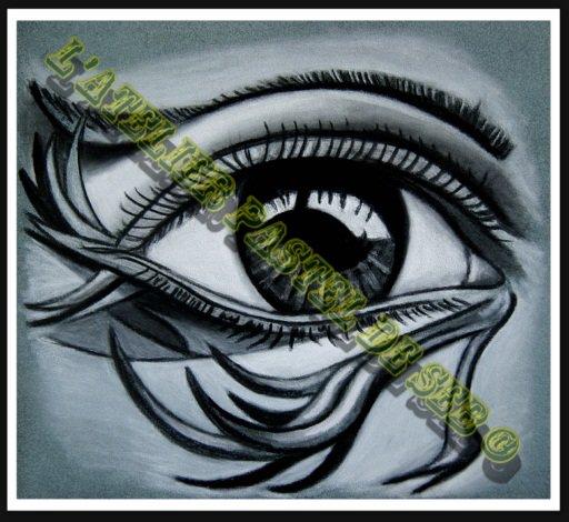 tatouage de l 39 oeil oudjat l 39 atelier pastel de seb. Black Bedroom Furniture Sets. Home Design Ideas